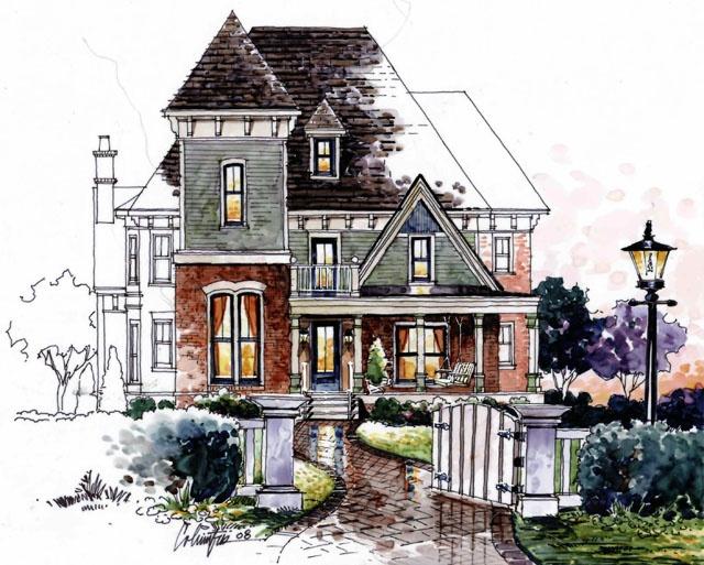Circa 1882 -   Southern Living House Plans   Dream House