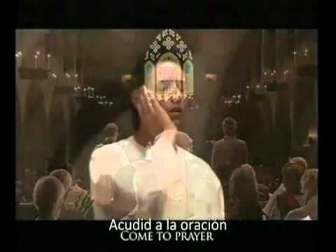 Azan (llamado a la oración islámica) en iglesia cristiana, por Ben Yusuf...
