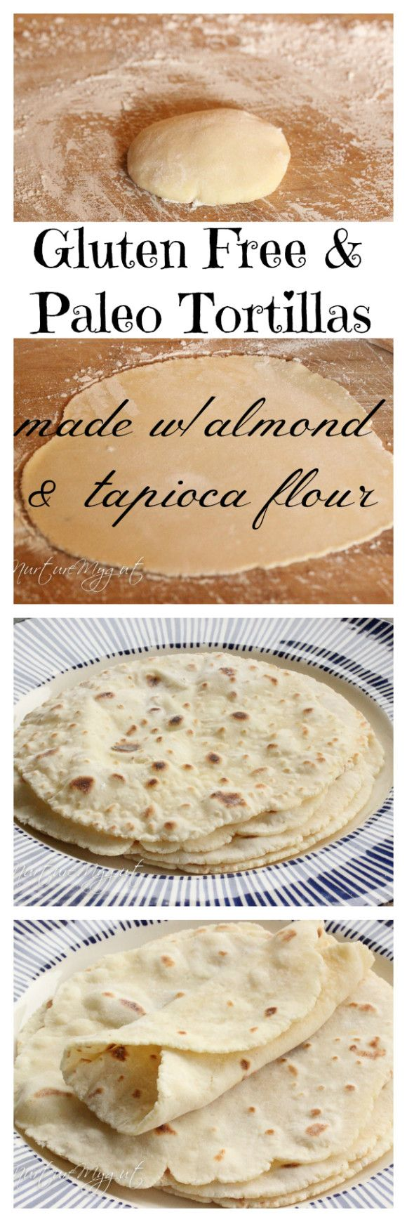 Paleo Tortilla Recipe.