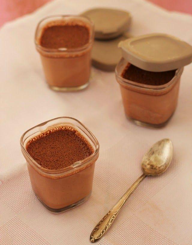 Me Encanta el Chocolate: COMO HACER YOGURT DE CHOCOLATE?