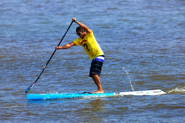 Here's the answer for today's #gcfuncation quiz! We're standup paddle boarding at Currumbin Creek #GoldCoast #travel