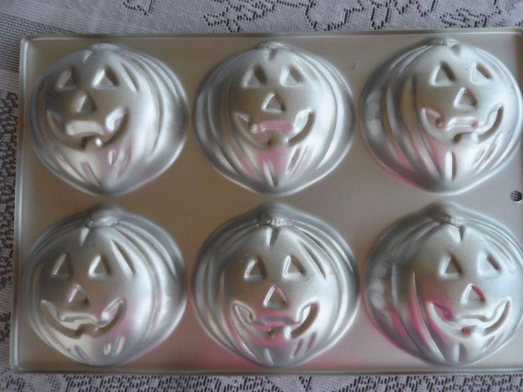 Wilton Jack O Lantern Cake Pan Recipe