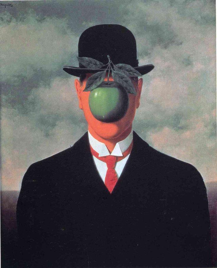 Joan Miro — artist-magritte:   The Great War via Rene Magritte
