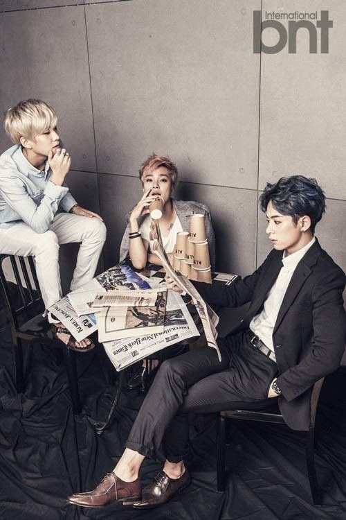 Boyfriend continue to make them your obsession in 'International bnt' pictorial   allkpop.com