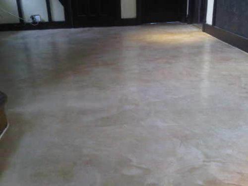 Polished Cement Floors for Residence | Polished Cement Flooring Courses - Cement Flooring Courses