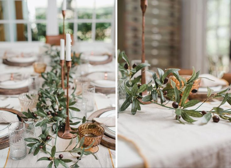 Here's Exactly How To Recreate Joanna Gaines's Gorgeous Thanksgiving Tablescape