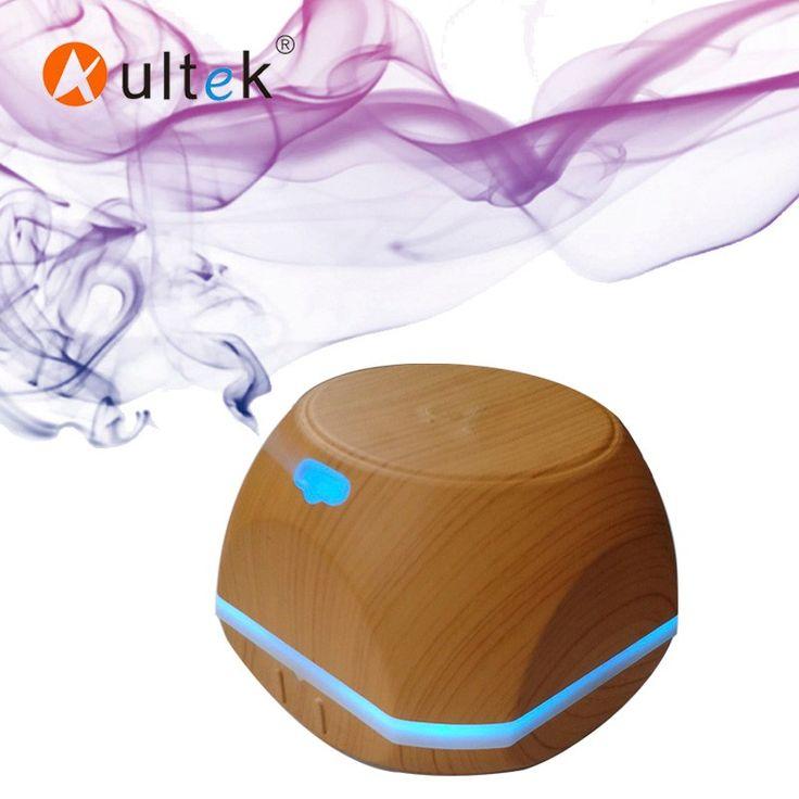 USA Market Popular Ultrasonic Aroma Essential oil USB Diffuser Aroma Humidifier
