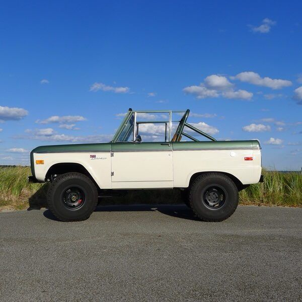 151 Best Ford Bronco Images On Pinterest Early Bronco