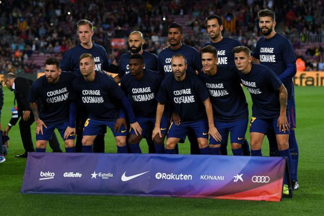 FC Barcelona News: 22 September 2017; Osumane Dembélé Returns to Barcelona Agusti Benedito Talks Lionel Messi Deal