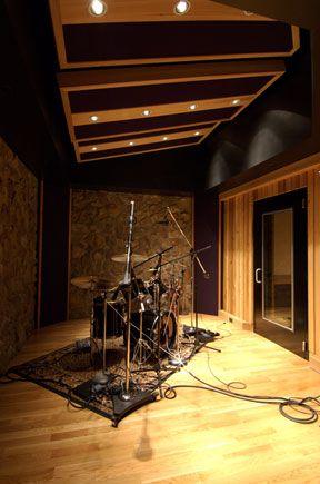studio live room design - Google Search