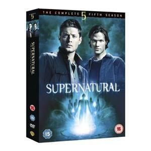 Supernatural: Season 5 Box Set (6 Discs)