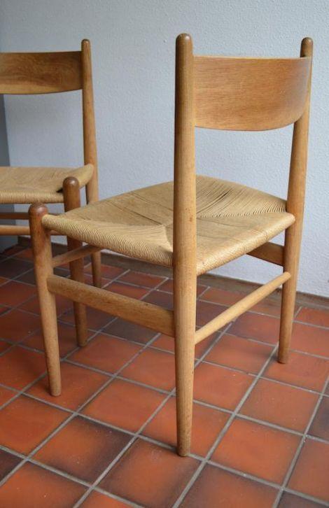 Hans Wegner Chair CH36 for Carl Hansen & Son in Denmark.