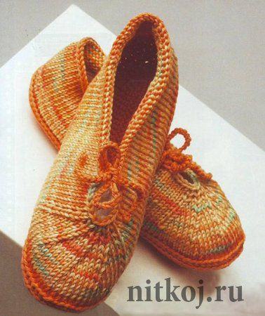 Crochet Slippers Socks, Knits