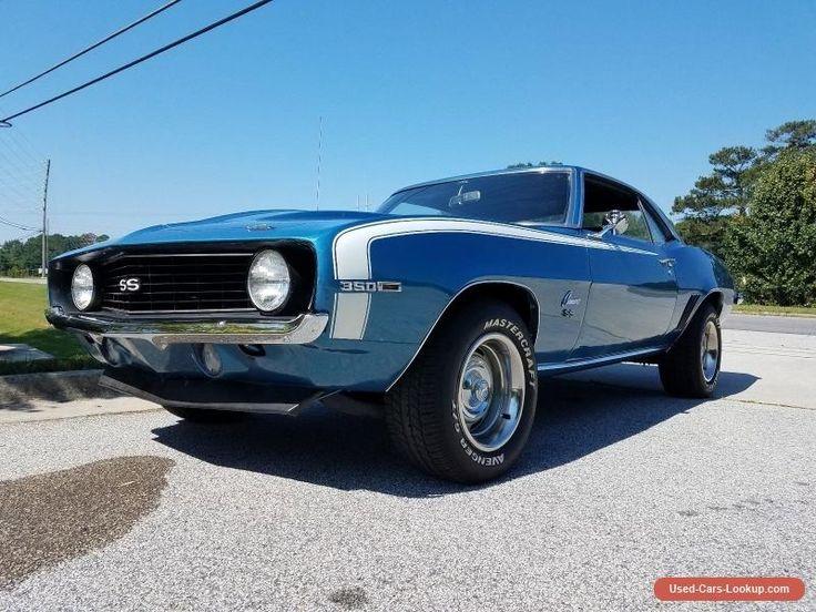 1969 Chevrolet Camaro Super Sport #chevrolet #camaro #forsale #unitedstates