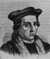 Jacques Lefèvre d'Etaples, le père de l'évangélisme français (1455-1536)- François I° et la religion: Sur les conseils de sa soeur Marguerite de Navarre, François I° nomme même précepteur de son fils Charles, Jacques Lefévre d'Etaples, qui s'était exilé à cause de ses persécutions. En revanche dès 1528 l'église de France entreprend des actions contre le développement de la nouvelle religion et propose aux réformés le choix entre l'abjuration et le châtiment.