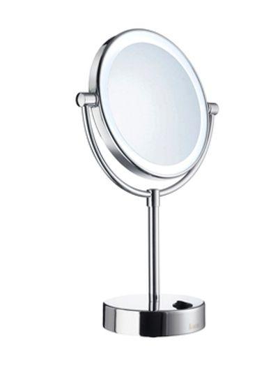 Spegel Smedbo Outline På Fot Med Led-Ljus