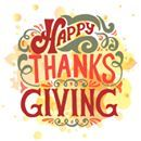 Happy Thanksgiving Day to all! From our ACET Recycling Team. Tis a time to share good times with family, eat and be merry.