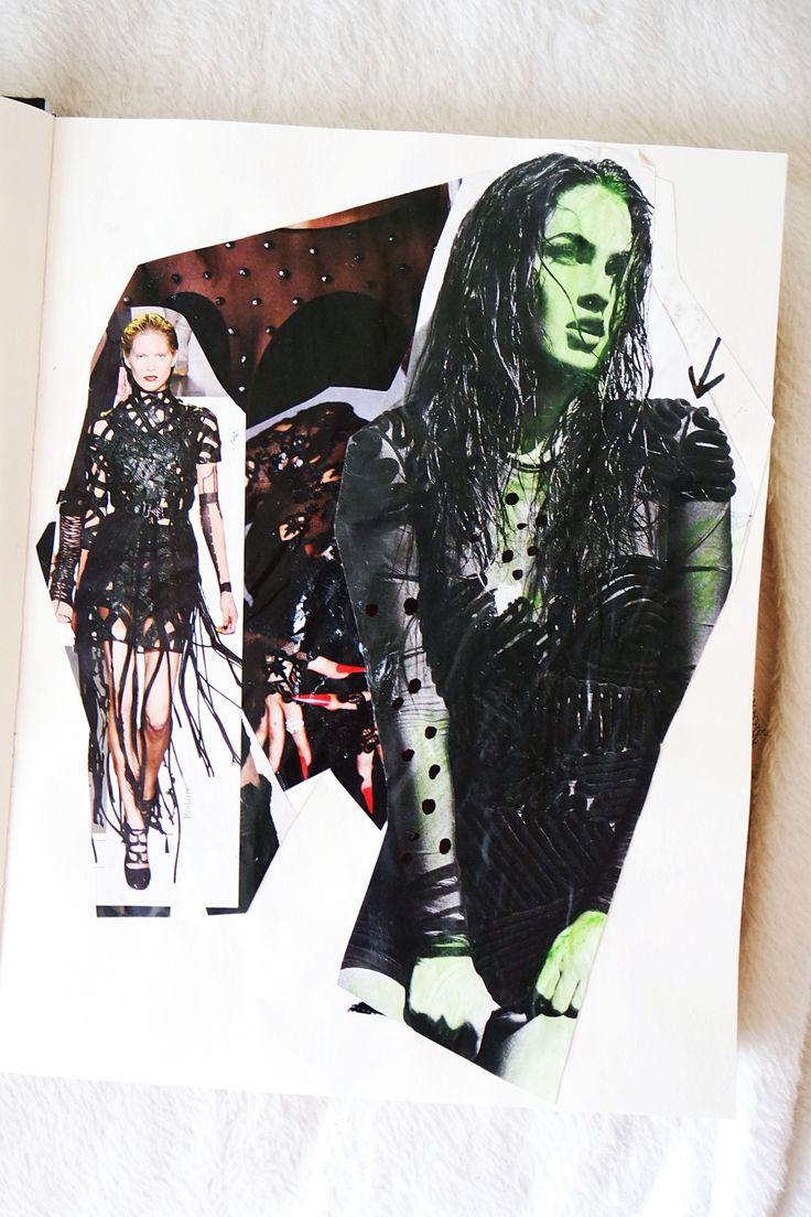 "Sketchbook ""Wicked"" 