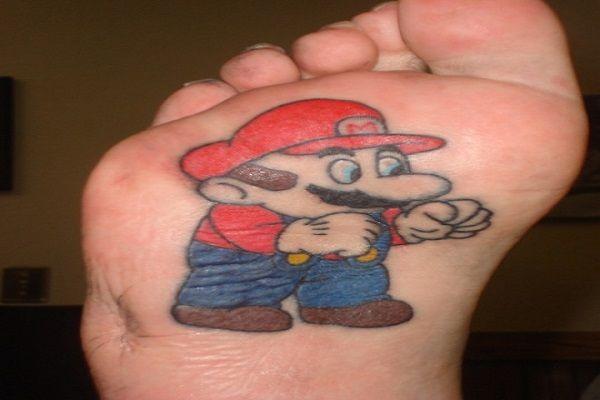 Six Feet Under Tattoo: 28 Best Evil Cartoon Tattoo Designs Images On Pinterest