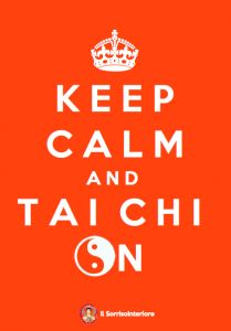 """Keep Calm and Tai Chi ON! 