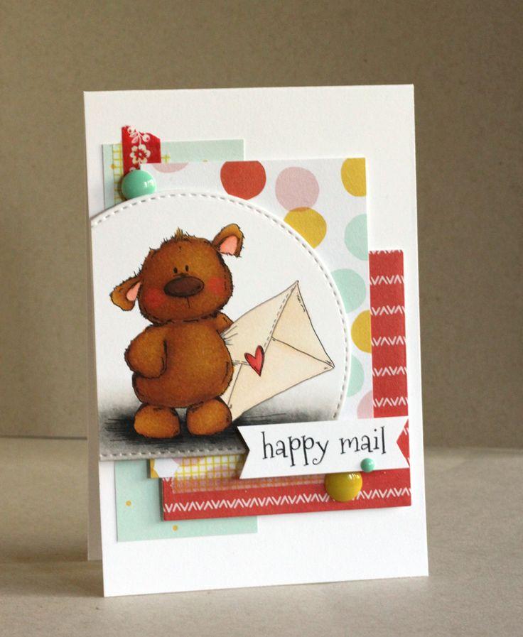 harryALICE—Stamping Bella stamps