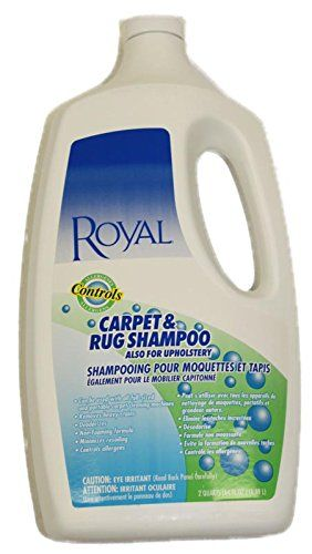 Royal Carpet And Rug Shampoo 64 Ounce Royal Label, 2015 Amazon Top Rated Carpet Cleaner Accessories #Home