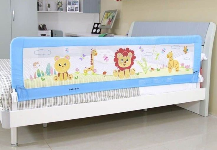 Functional Toddler Bed Rails