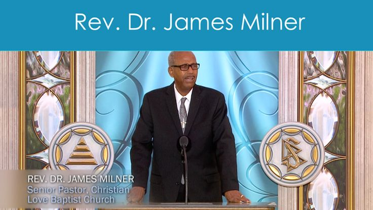 Watch and listen to Rev. Dr. James Milner, Senior Pastor, Christian Love Baptist Church, and a man who once walked with Dr. Martin Luther King in the streets of Atlanta, talk about the effectiveness of the Church of Scientology supported anti-drug programs... http://qoo.ly/mayf7