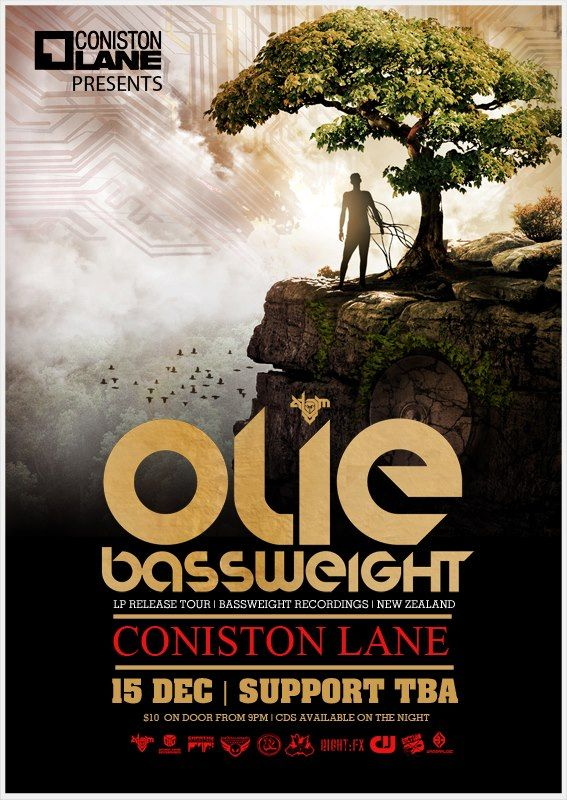 Ill be VJing for Olie Bassweight this saturday at Coniston Lane :)