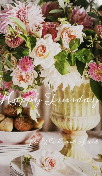 Tuesday greetings
