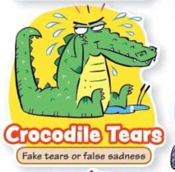Cocodrile tears
