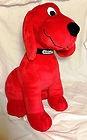 Clifford the Big Red Dog Stuffed Animal..