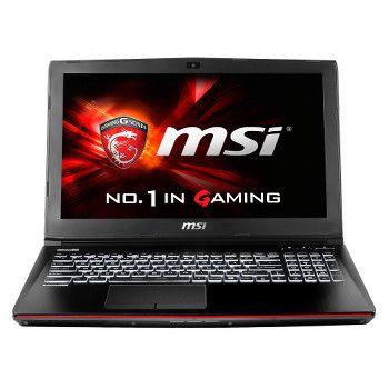 Ordinateur portable MSI GE62 2QC-268FR - i7 - SSD - 960M - Windows 10