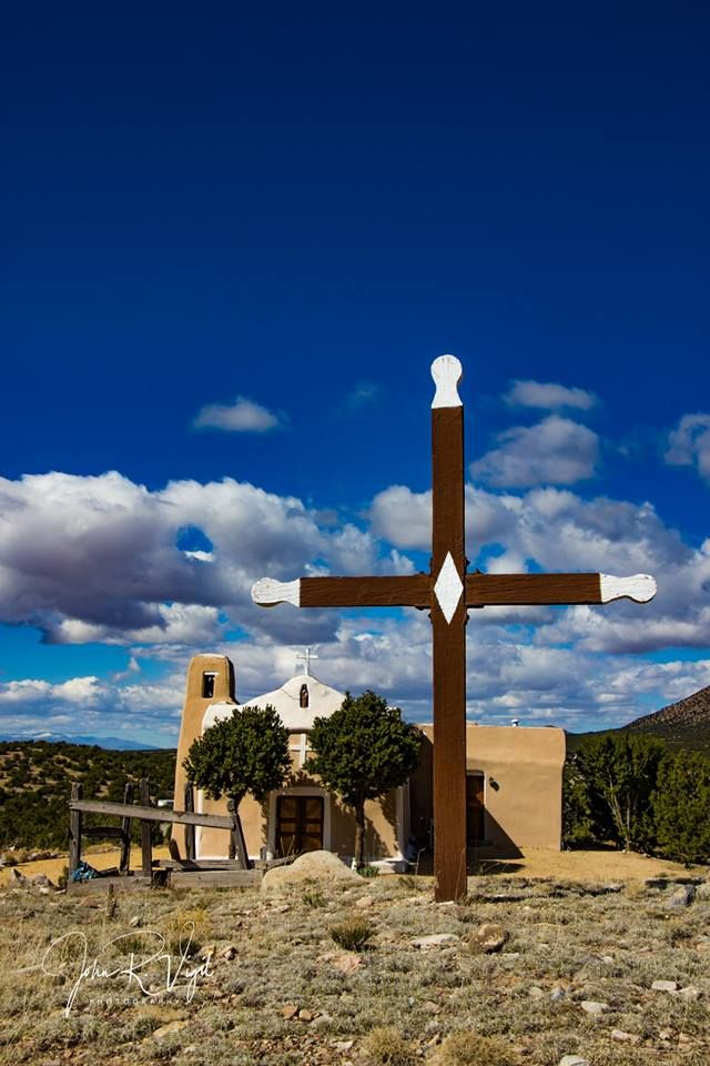 John Vigil‎ Everything New Mexico: Photos, memories, canciones, recipes, art, y mas Follow · January 26 · St Francis de Assisi Golden NM