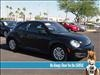 Price: $17,998 Body style: Coupe   Mileage: 20,201 Engine: 5 Cyl. 2.5L   Trans: 5 Speed Manual Exterior Color: Black   Interior Color: Titan Black   Stock: A8099P   VIN: 3VWFP7ATXCM615838  VW Certified Limited warranty till 2-2017 or 60,000 miles. 2012 Volkswagen Beetle 2.5L, Volkswagen Certified, 2.5L I5 DOHC, and Clean One Owner Carfax. Great fuel economy! but also a 112-point inspection/reconditioning, 24/7 roadside assistance, and a complete CARFAX vehicle history report.
