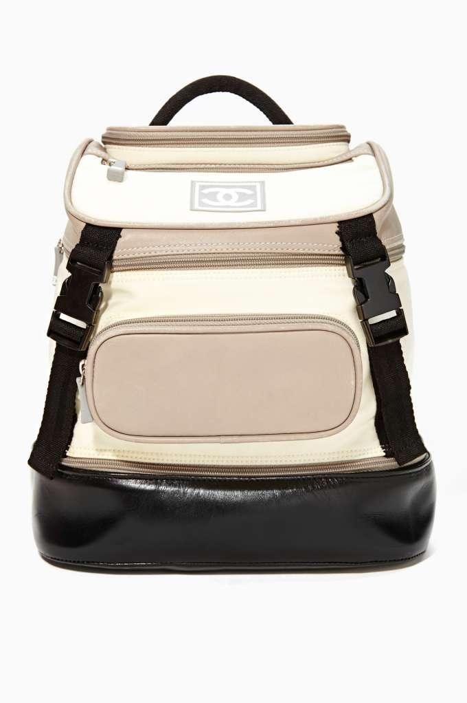Vintage Chanel Mini Backpack