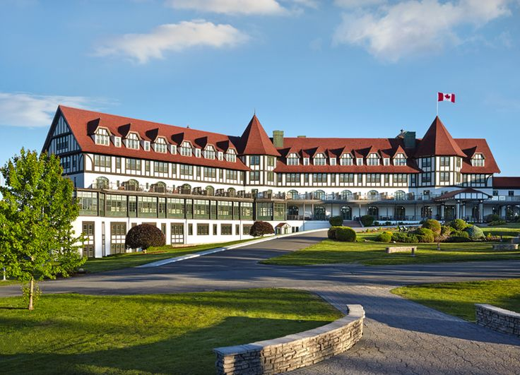 Take a trip through time at the famed Algonquin Resort in St. Andrews by-the-Sea, the first Canadian property to be added to Marriot's prestigious Autograph Collection.