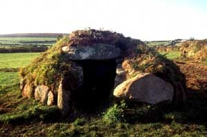 Brane Neolithic entrance grave, Sancreed