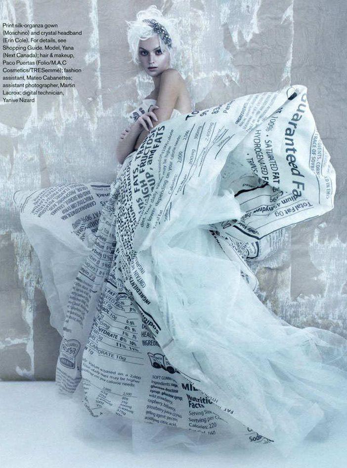 Pinsanity / karen cox.  The Coyest Ghost Of Print Media