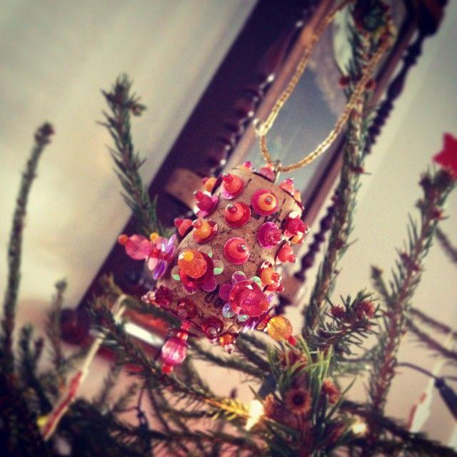 kersthanger | DIY | christmas ornament