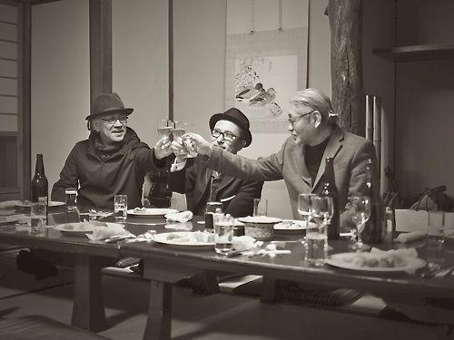 """""""tscp: TOWA TEI BLOG:: 細野さん主催「2012年YMO全員還暦越えハンバーグの会」 """""""