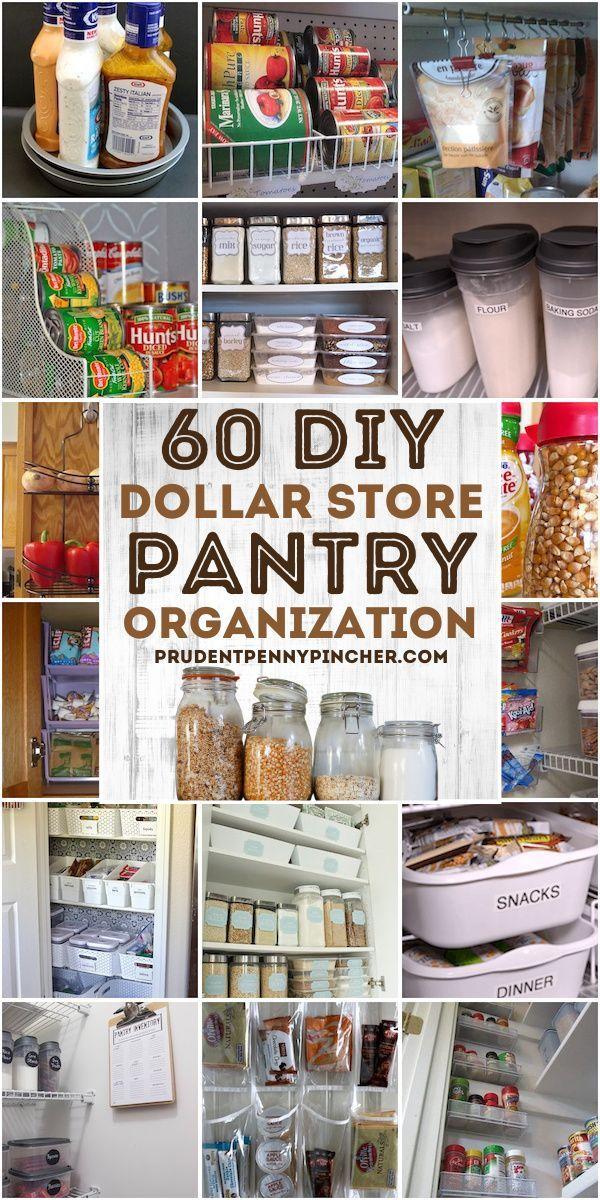 60 Dollar Store Diy Pantry Organization Ideas In 2021 Diy Pantry Diy Pantry Organization Dollar Store Diy