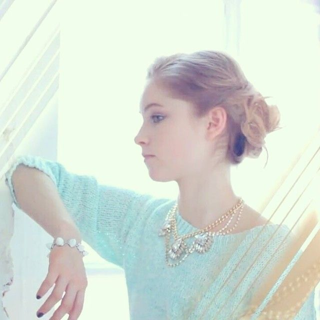 geez ima fangirl   Julia Lipnitskaya @sunnylipnitskaya | Websta