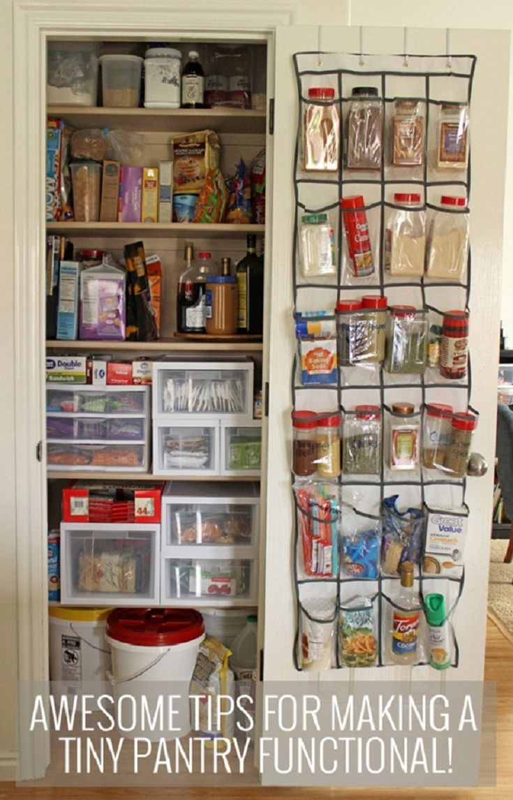 Dollar Store Pantry Organization Hacks