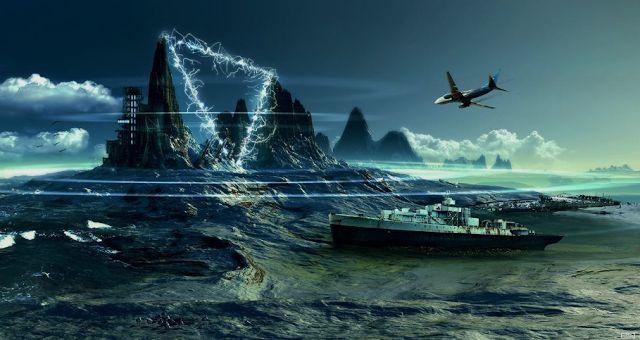 Segitiga Bermuda mungkin akhirnya menemukan sebuah penjelasan. Wilayah yang aneh ini, yang terletak di Samudra Atlantik Utara antara Bermuda, Miami dan San Juan, Puerto Riko, telah menjadi penyebab dugaan hilangnya kapal dan pesawat