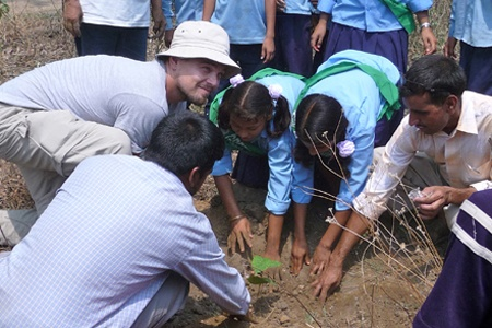 Established in 1998 by Leonardo DiCaprio and his family, the Leonardo DiCaprio Foundation supports efforts to secure a sustainable future for our planet and all of its inhabitants.The Foundation works on a variety of environmental and humanitarian issues including Wildlife Protection, Forest Preservation, Healthy Oceans, Water Access, Renewable Energy, Disaster Relief and Climate Change.