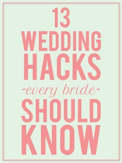 A must read for all brides to be!  #Bride #Groom #Weddingtips