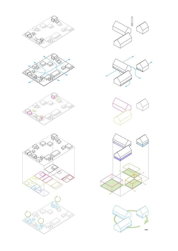 School Farm / Felipe Grallert Architects,diagram