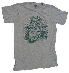 MSU fan must have! Gruff Money Spartan T-Shirt | #michiganstate #spartannation #sparty