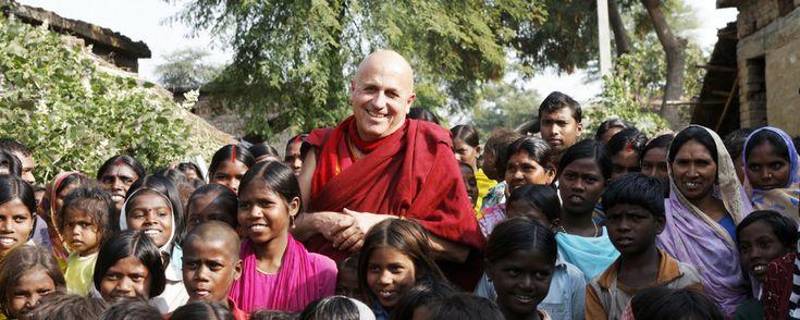 Karuna-Shechen met en oeuvre des projets humanitaires pour les populations défavorisées d'Inde, du Népal et du Tibet.
